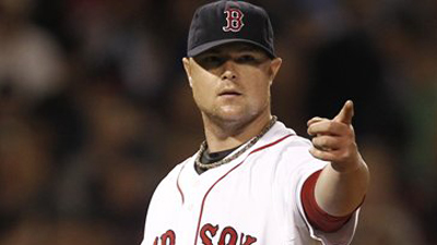 Jon Lester Stops Red Sox Slide for Third Time, Earning Him Amica Pitcher of the Week Honors