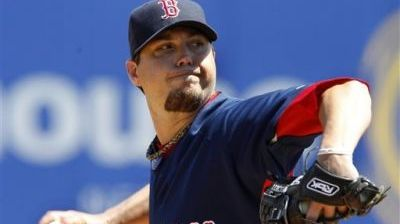 Report: Josh Beckett Joins Adrian Gonzalez in Being Claimed by Los Angeles Dodgers