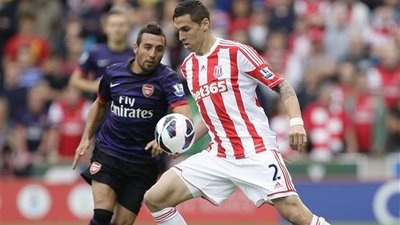 Geoff Cameron Shines in Stoke City Debut, Completes Journey from New England to Premier League