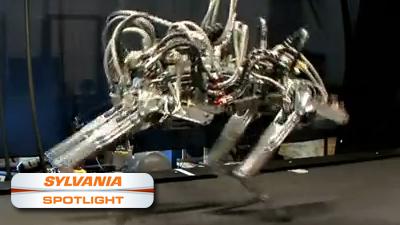 Robo-Cheetah Runs Faster Than Usain Bolt (Video)