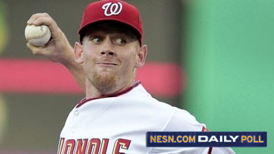 Vote: Did the Washington Nationals Make the Right Decision to End Stephen Strasburg's Season on Saturday?