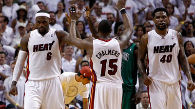 Mario Chalmers Doesn't Think Rajon Rondo Is Best Point Guard in NBA, But He'll Put Himself in Top 10