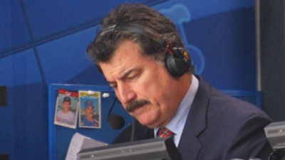 Keith Hernandez Reportedly Considering Shaving His Trademark Mustache Before Final Mets Game of Year