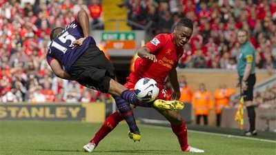 Raheem Sterling Has Impressed, But Brendan Rodgers Urges England to 'Stay Calm' Over LFC Youngster