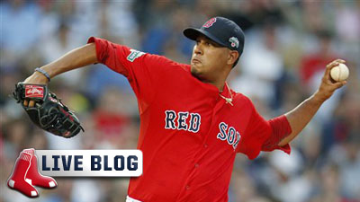 Red Sox Live Blog: Blue Jays Outlast Sox, Win Series Opener 7-5