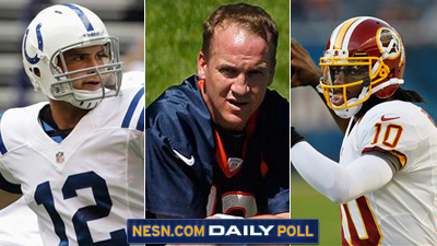 Vote: Which Game Aside From the Patriots Are You Most Excited for in Week 1?