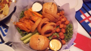 Boston's Best Sports Bar Dish: The Pour House's All-Star Sampler