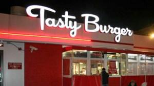 Boston's Best Sports Bar Dish: Tasty Burger's The Big Tasty