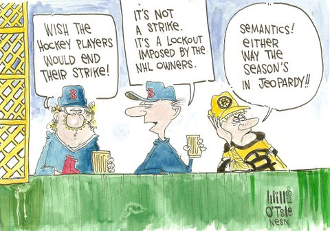 NHL Season in Jeopardy of Lockout, No Matter Who Is at Fault