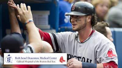 Jarrod Saltalamacchia Adjusts in Batter's Box, Behind Plate to Keep Up With Rigors of Everyday Catching