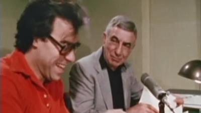 Steve Sabol's Discovery of 'Voice of God' John Facenda Set NFL Films Apart