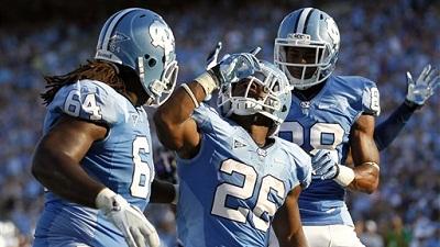 Brennan Williams, Sylvester Williams Among Top NFL Draft Prospects in North Carolina-Idaho Matchup