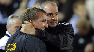 Brendan Rodgers Says Liverpool's Win Over West Brom Is 'Symbolic' of Progress