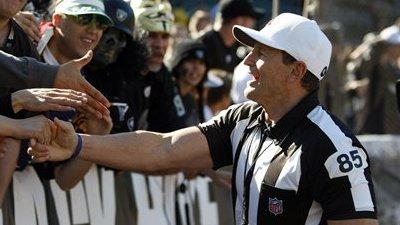 NFL Referee Ed Hochuli Set to Make Return, Twitter Explains His Workouts