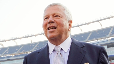 Robert Kraft Nomination For 2013 Class of Pro Football Hall of Fame Brings Further Prestige to Patriots Organization