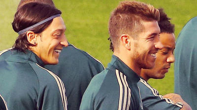 Report: Sergio Ramos Provokes Jose Mourinho With Public Support of Mezut Ozil