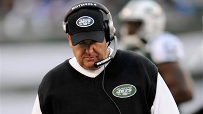 Rex Ryan Bringing Plenty of Confidence Into Patriots Week, Says 'I Think We're Going to Beat Them'