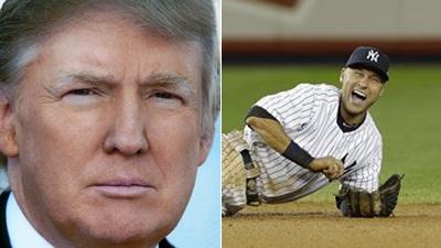 Donald Trump Says Derek Jeter Broke Ankle as Part of 'Karma' for Selling Trump Tower Apartment