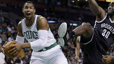 Brandon Bass, Jared Sullinger Competing With Each Other for Celtics, Not Against Each Other for Starting Spot
