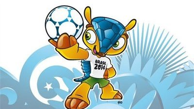Organizers Unveil Armadillo as Mascot for 2014 World Cup, Brazilian Public to Decide Its Name
