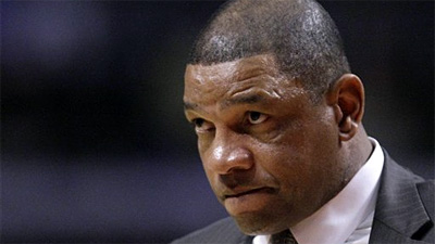 Doc Rivers Wants Celtics to 'Hate' Heat, Says Eyes 'Squarely on Miami'