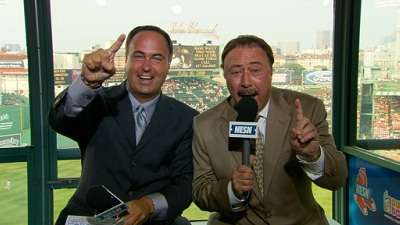 Jerry Remy, Don Orsillo Rated Least Biased Baseball Announcers in Study