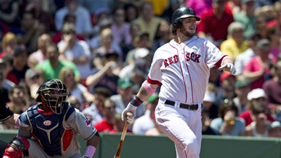 Jarrod Saltalamacchia Back in Lineup to Chase Red Sox Catcher Home Run Record