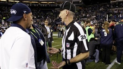 Ed Hochuli Ran, Funded 'Referee Boot Camp' to Provide Smooth Transition Back to Work for NFL Officials