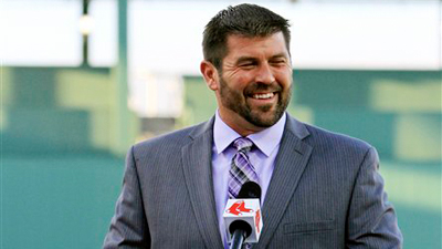 Ben Cherington, Red Sox Want Jason Varitek to 'Get His Feet Wet in Different Areas' of Front Office