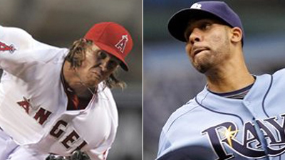David Price Has Numbers to Win AL Cy Young, But Jered Weaver May End Up Stealing Award