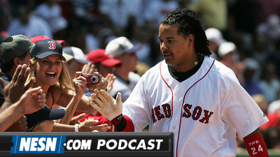 Manny Ramirez's Success With Red Sox Makes It Hard to Believe Slugger Isn't on All-Fenway Team (Podcast)
