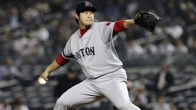 Junichi Tazawa Provides Consistent Relief in Final Series to Take Home Final Amica Pitcher of the Week Award