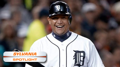 Miguel Cabrera Cashing In on Newfound Triple Crown Fame