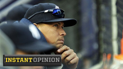 Alex Rodriguez the Least of Yankees' Problems as New York Faces Tougher Test Against Detroit