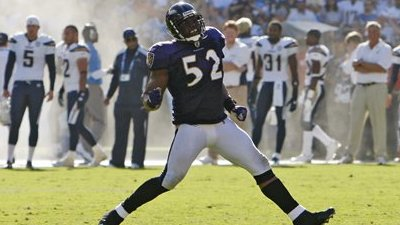 Ray Lewis Has Complete Triceps Tear, Out for Season As Ravens' Injury Problems Continue