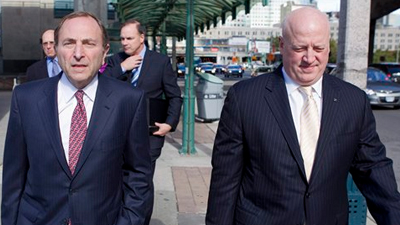 NHL's Bill Daly, NHLPA's Steve Fehr 'Covered A Lot of Ground' in Lockout Bargaining Session, Plan to Meet Again