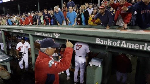Red Sox Struggles at Fenway Park Serve as Reminder That Performing in Boston Demands Certain Intangibles