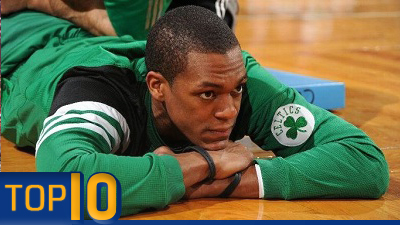 Rajon Rondo's Emergence as Leader Among Top 10 Celtics Preseason Questions (Photos)