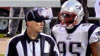 Super Bowl XLVI Official to Work Patriots-Bills on Sunday