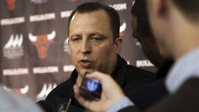 Tom Thibodeau Agrees to Four-Year Contract Extension With Bulls