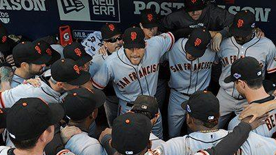 Hunter Pence Sparks Giants With Passionate Pregame Speech Before Game 3 in Cincinnati