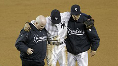 Derek Jeter Will Miss Rest of Playoffs After Breaking Ankle Against Detroit Tigers