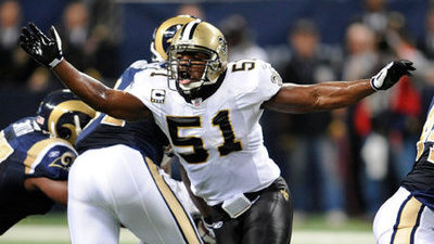 Jonathan Vilma Expects to Come Off PUP List, Play Sunday Against Buccaneers