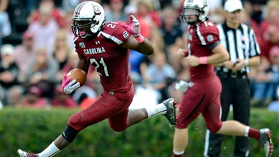 Marcus Lattimore Injured 'Several Ligaments,' Steve Spurrier Says He Can Make Comeback (Video)