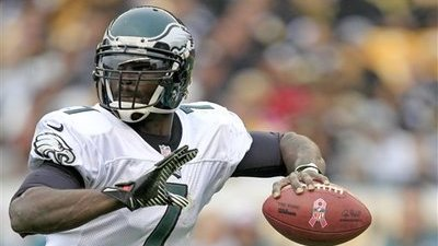 Benching Michael Vick Won't Solve Anything for Eagles, As Real Problems Lie in Defense