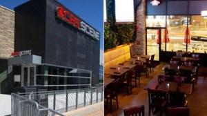 Is CBS Scene's Pastrami Burger or Sweet Caroline's Roasted Pork Chop the Better Sports Bar Dish?