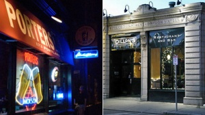 Are Dillon's Back Bay Fries and Gravy or Porters' Cajun Fried Red Bliss Potatoes the Better Sports Bar Dish?