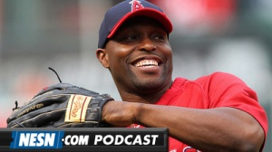 Torii Hunter's Production, Existing Red Sox Relationships Would Make Him Nice Fit in Boston (Podcast)