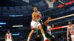 Joakim Noah Gets Into Verbal Confrontation With Wizards Security