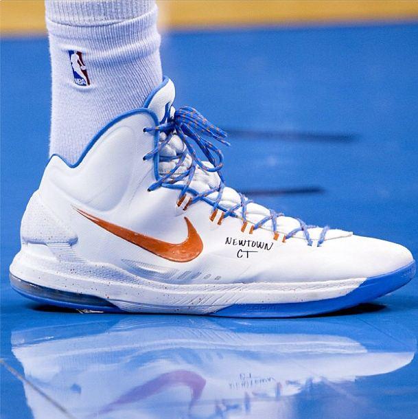 Kevin Durant shoe